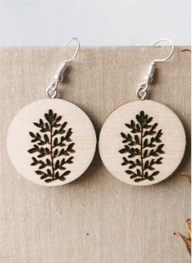 """EARRINGS """"BRANCHES"""""""